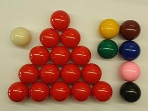 Prime Tech Snooker-Kugelsatz 52,4 mm (22 Kugeln)