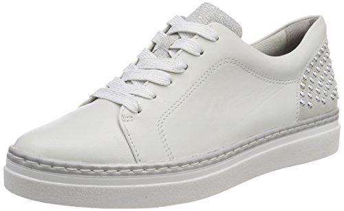 Baskets Tamaris blanc 23743 Dames Blanc wtqvd8t