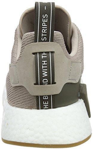 F16 Homme Grey De Chaussures vapor 000 Nmd Pour Adidas Vapor r2 Gymnastique Branch zARBqax