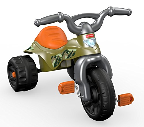 Fisher-Price Tough Trike, Camo
