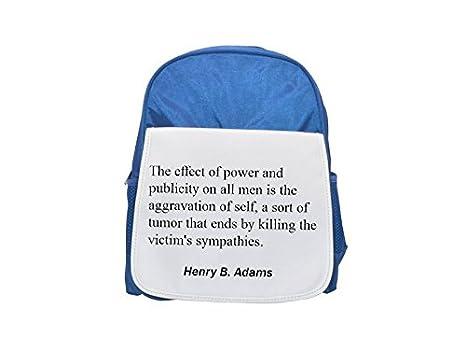El efecto del poder y la publicidad sobre todos los hombres es la agravación de sí ...
