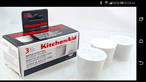 KitchenAid KCM5WFP Universal Water Filter Pods