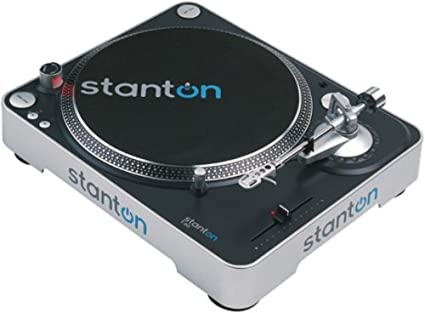 Stanton T.50X Turntable Without Cartridge