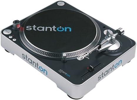 Stanton T.50X Turntable Without Cartridge: Amazon.es ...