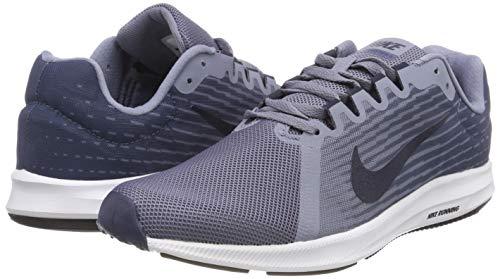 Zapatillas diffused black Ashen Hombre Nike Downshifter Obsidian Gris para Blue de Deporte Slate 8 402 qxFECwR