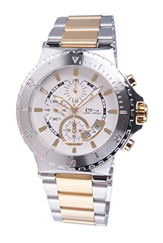 Scuba Diver Costume For Dogs (Daniel Steiger Atlantic Sport Two-Tone Luxury Watch - Split-Second Precision Chronograph Movement - Magnificent Presentation Case Perfect For Gift Giving)