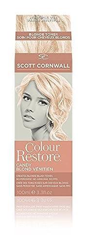Scott Cornwall Color Restore Toner, Candy, 3.3 fl. oz.