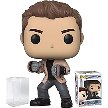 Funko Pop! Marvel: Runaways - Chase Stein Vinyl Figure (Bundled with Pop Box Protector Case)