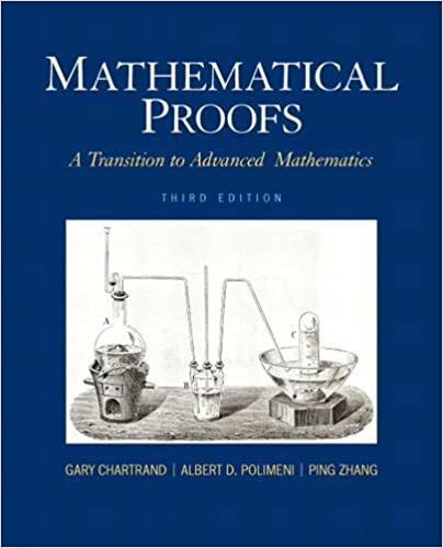 Instructor's Solutions Manual: Mathematical Proofs: A Transition to ...