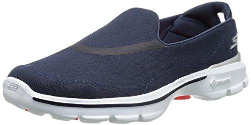 Calzado deportivo para mujer, color Azul , marca SKECHERS, modelo Calzado Deportivo Para Mujer SKECHERS GO WALK 3 Azul Azul