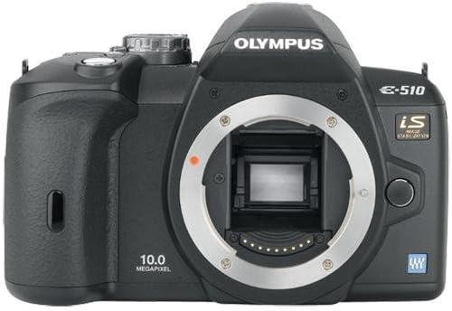 Olympus E-510 - Cámara Réflex Digital 10 MP (Cuerpo): Amazon.es ...