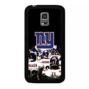 Samsung Galaxy S5 Mini Case Pattern NFL New York Giants Football Team Logo Sports Design Hard Black Tpu Protective Pattern Accessories Case Cover for Men