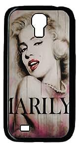 Samsung Galaxy S4 I9500 Marilyn Monroe Case, Customized Marilyn Monroe Case/Cover Fits Samsung Galaxy S4 I9500