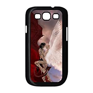 Case Of Angel Customized Hard Case For Samsung Galaxy S3 I9300