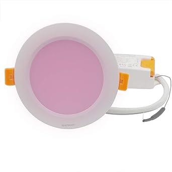 8c1487dc4ca1 ZigBee3.0 3.5 in Recessed Light Smart RGBW-Einbauleuchte 12W 10cm LED Licht  arbeiten