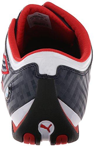 Puma zapatos de conducción Bmwmsfuturecatm1 BMW Team Blue/High Risk Red