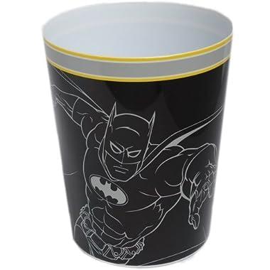 Batman Logo Wastebasket