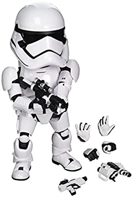 """Beast Kingdom Egg Attack Action First Order Storm Trooper """"Star Wars: The Force Awakens"""" Action Figure"""
