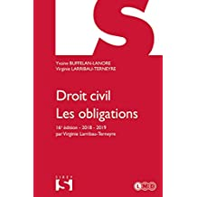 Droit civil. Les obligations (Université) (French Edition)