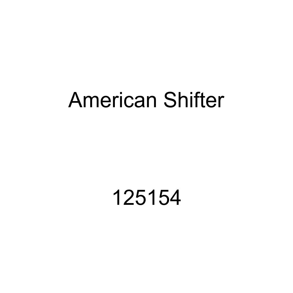 American Shifter 125154 Green Stripe Shift Knob with M16 x 1.5 Insert Green Star Inside Circles