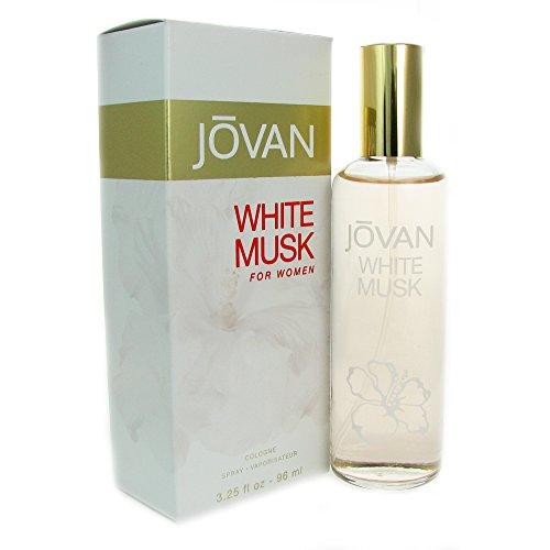 (Jovan White Musk for Women by Coty 3.25 oz Eau de Cologne Spray New)
