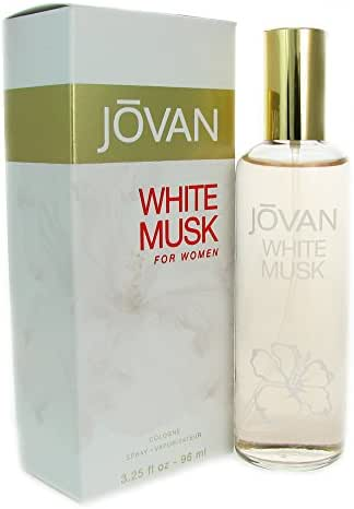 Jovan White Musk for Women by Coty 3.25 oz Eau de Cologne Spray New