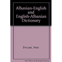 Albanian-English and English-Albanian Dictionary