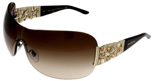 4d4198f339b93a Bvlgari Sunglasses Women BV6071B 278 13 Rimless Wrap - Import It All