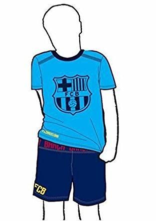 pijama infantil barça-f-c-barcelona- BARÇA talla 10  Amazon.es  Ropa y  accesorios ff556154685