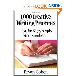 Read Online 1,000 Creative Writing Prompts: Ideas for Blogs, Scripts, Stories and More pdf