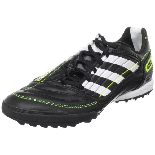 - adidas Men's Predator Absolado X TRX TF Soccer Shoe,Black/Running White/Electricity,12 M US