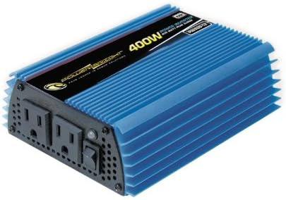 Power Bright 400 Watt 12 Volt Power Inverter