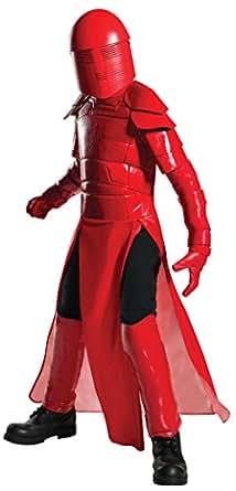Rubie's Star Wars Episode VIII: The Last Jedi, Child's Super Deluxe Costume Praetorian Guard, Small