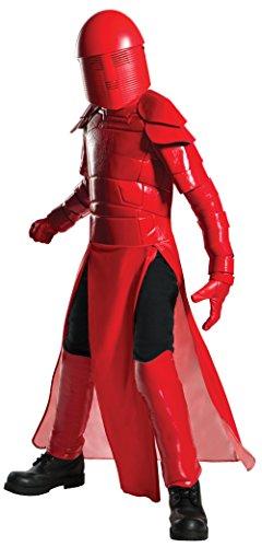 Rubie's Star Wars Episode VIII: The Last Jedi, Child's Super Deluxe Costume Praetorian Guard, Medium -