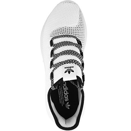 adidas Tubular Shadow CK, Zapatillas de Deporte Para Hombre, Blanco (Ftwbla/Ftwbla/Negbás 000), 49 1/3 EU