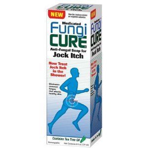 Fungicure Anti-Fungal Therapeutic Soap-6, oz. by Fungicure