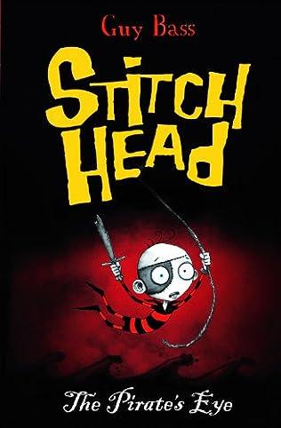 book cover of Stitch Head