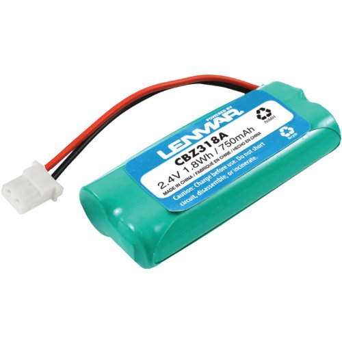 Lenmar CBZ318A Replacement Battery for At&t Tl32100 Cordless Phones