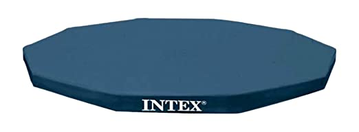 181 opinioni per Intex 28032- Telo di copertura per piscine frame diametro 457 cm