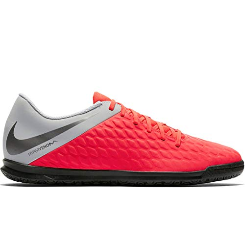 Fitness Mtlc Tf 600 Unisex Grey Lt Club Adults Wolf 3 Shoes NIKE Multicolour Grey Crimson Hypervenom Dark WTHRAWq
