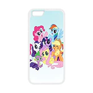 iPhone 6 Plus 5.5 Inch Cell Phone Case White girly 188 A8D3PD