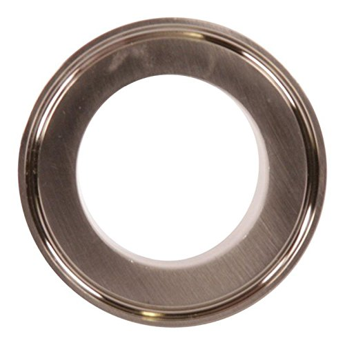 End Cap Reducer | Tri Clamp 2.5 inch x 2 in. - Stainless Steel SS304 - Glacier Tanks