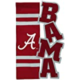Amazoncom NCAA University of Alabama Burlap Garden Flag Kitchen