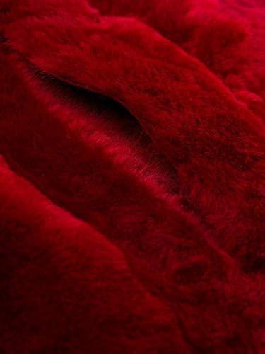 DROME Luxury Fashion Donna DPD53194273 Rosso Pelle Cappotto   Autunno-Inverno 19