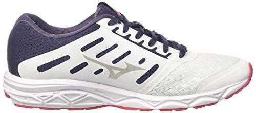 34 Ezrun De Para divapink Wos lunarrock white Mizuno Running Mujer Multicolor Zapatillas FB7ZPPx