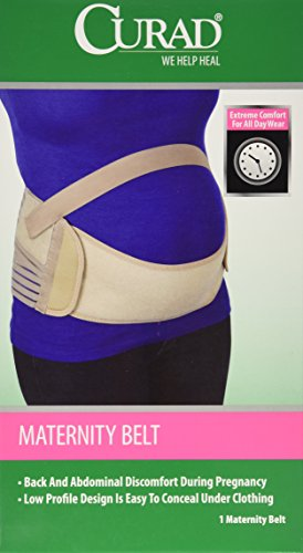 Curad Medium Maternity Belt sizes