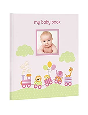 Lil' Peach Bear Baby Memory Book, Pink by Pearhead that we recomend individually.