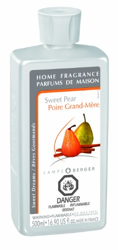 (Lampe Berger Fragrance - Sweet Pear , 500ml / 16.9)