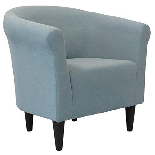 Microfiber Accent Club Chair - 6