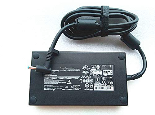 New 19.5V 10.3A 200W AC Adapter Compatible HP ZBook 17 G3 17 G4 TPN-CA03 815680-002 835888-001 Laptop Charger, Power Supply Connector 4.5mm x 3.0mm